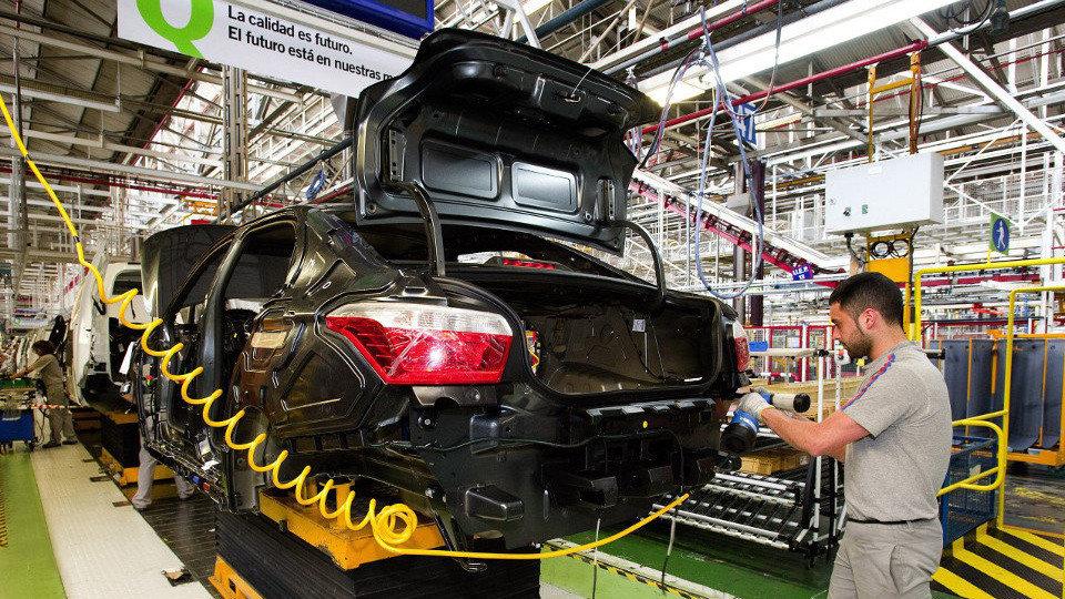 Exportação automóvel atinge valor recorde